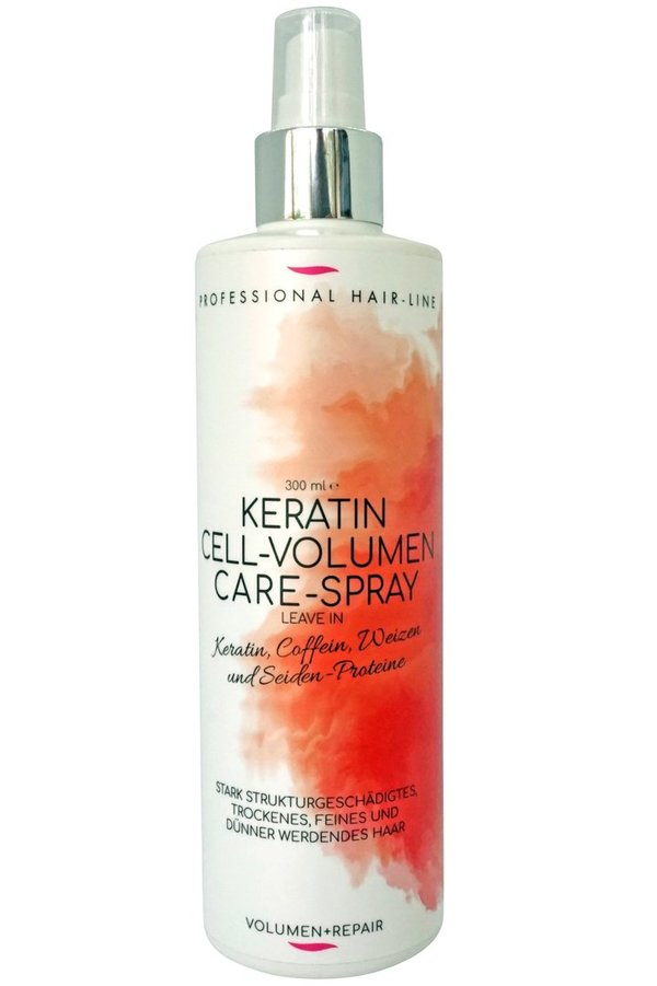 "Keratin Cell-Volumen Care-Spray ""LEAVE IN"" - 300 ml"