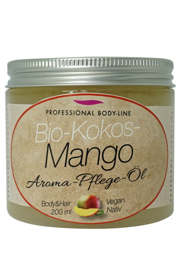 Beauty Bio-Kokos-Oil-Mango 200 ml