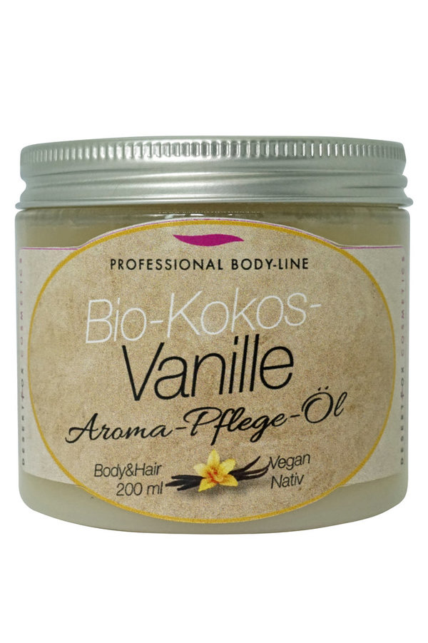 Beauty Bio-Kokos-Oil-Vanille   200 ml